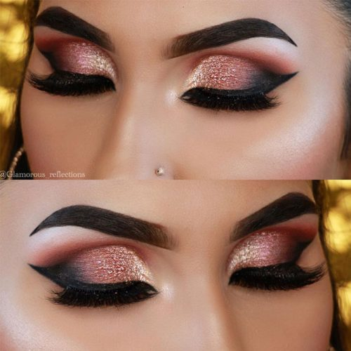 Party Smokey Makeup for Hooded Eyes picture 4