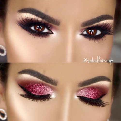 Perfect Eye Makeup For Hooded Eyes picture 1