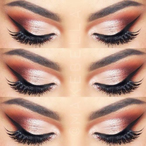 Natural Hooded Eyes Makeup Ideas picture 1