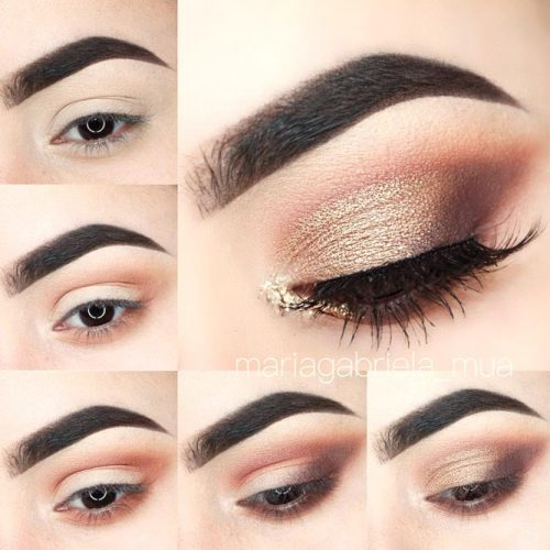 Easy Hooded Eyes Makeup Tutorial Idea picture 1