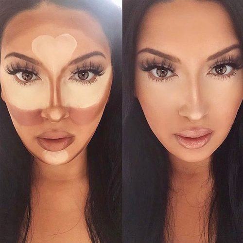 DIY Contouring Pictorial picture 2