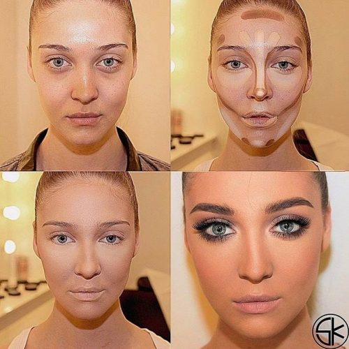 Contour Makeup Tutorials picture 2