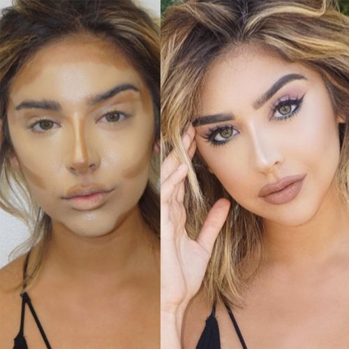 DIY Contouring Pictorial picture 4