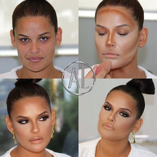 How to Contour Your Face picture 6