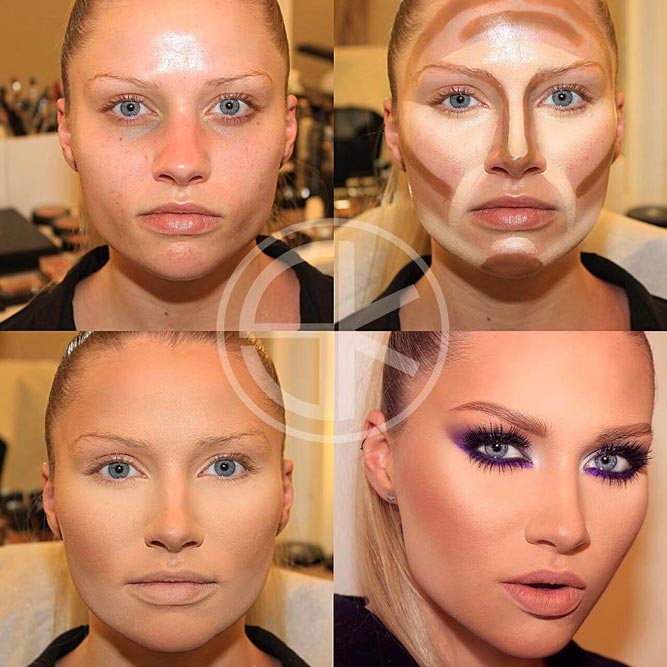 How to Contour Your Face picture 5
