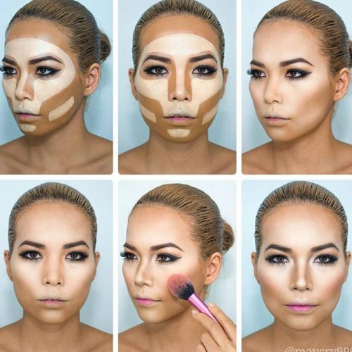 How to Contour Your Face picture 2