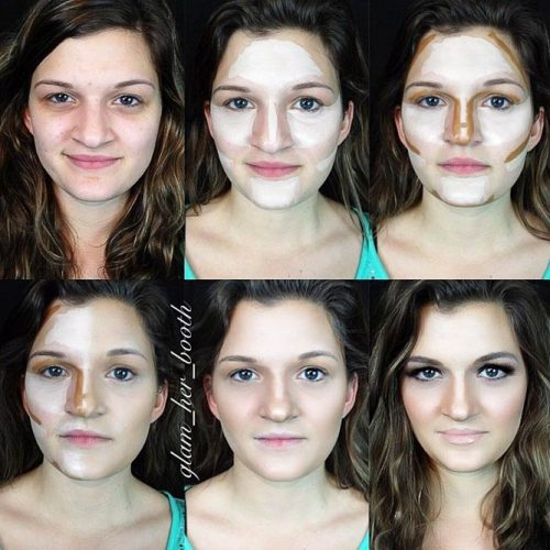 Contour Makeup Tutorials picture 1