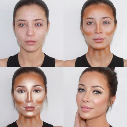 How to Contour Your Face picture 4