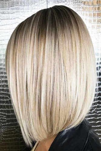 Straight Long Bob Hairstyles for Fast Perfect Look Picture 2