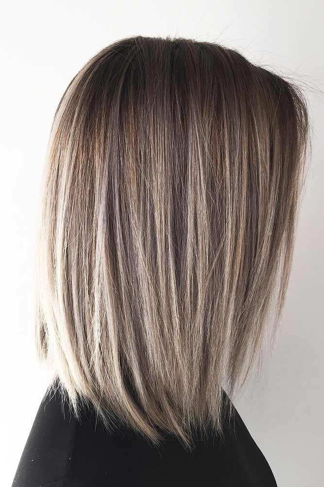 Long Bob Hairstyles with Natural Colors Picture 6