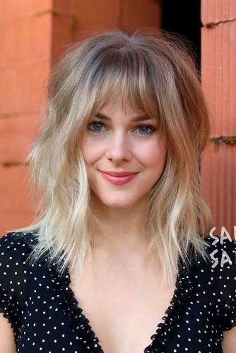 Natural Blonde Ombre Hair #blondehair #ombrehair