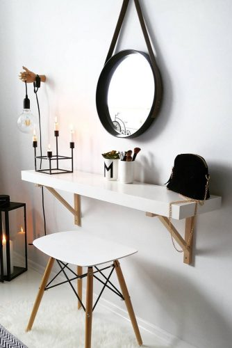 Makeup Vanity Table Designs picture 1