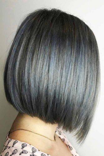 medium-bob-haircut-grey-pastel-straight-hairstyle