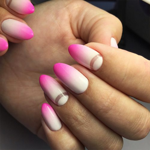 Bright Pink Nails that You Will Want to Try Picture 5