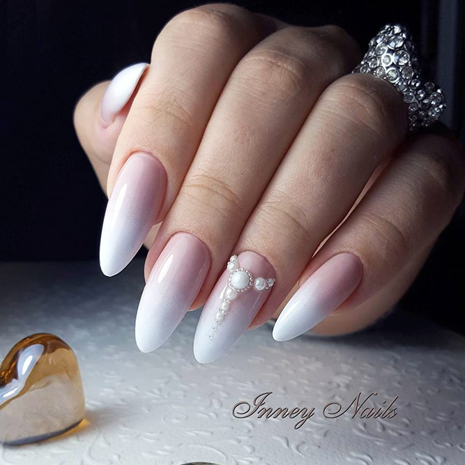 Beautiful Light Pink Nails for Classy Look Picture 1