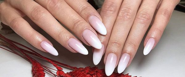 34 Pink And White Nails Trends For Spring And Summer 2019