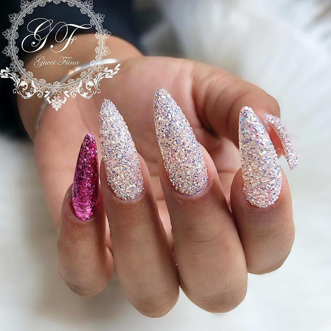 Bright Pink Nails that You Will Want to Try Picture 1