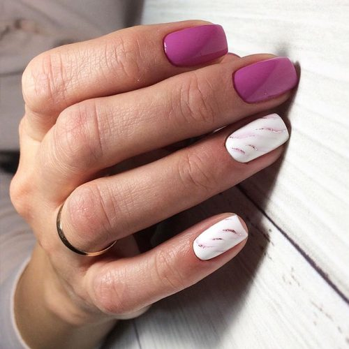 Bright Pink Nails that You Will Want to Try Picture 2