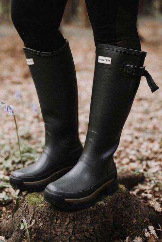 Classic Women's Rain Boots picture 3