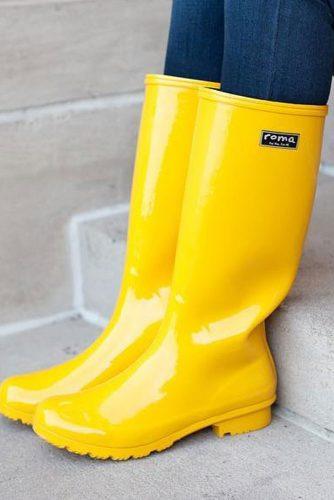 Classic Women's Rain Boots picture 6