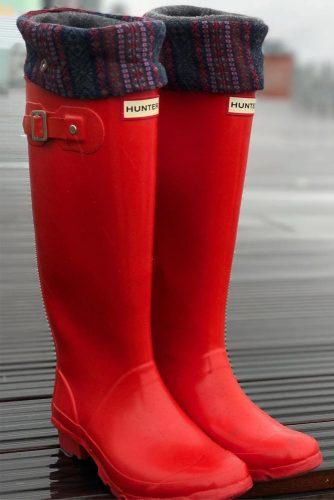 Classic Women's Rain Boots picture 4