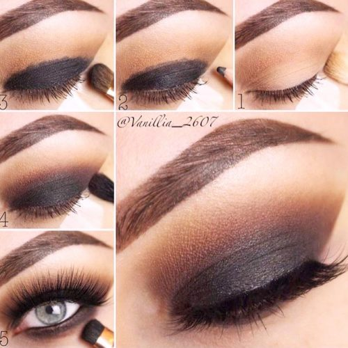 How to do a Smokey Eye for Blue Eyes picture 4