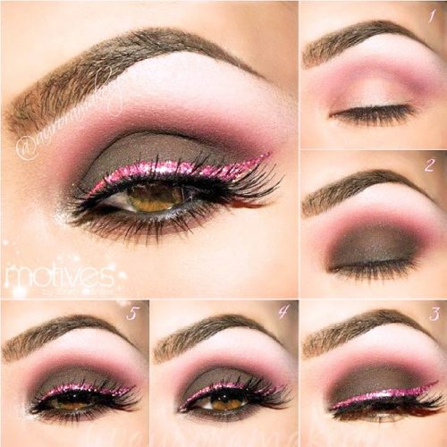 How to do Smokey Eye for Girls with Brown Eyes picture 6