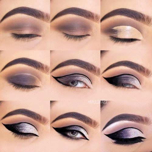 How to do a Smokey Eye for Blue Eyes picture 6
