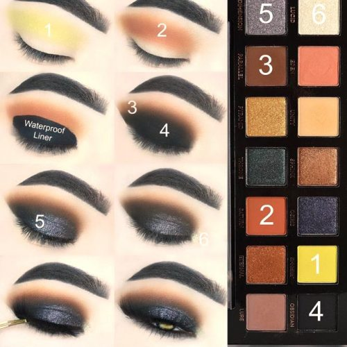 How to do a Smokey Eye for Blue Eyes picture 2