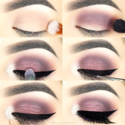 How to do a Smokey Eye for Blue Eyes picture 1