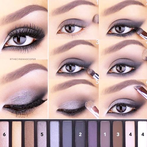 How to do Smokey Eye for Girls with Brown Eyes picture 2