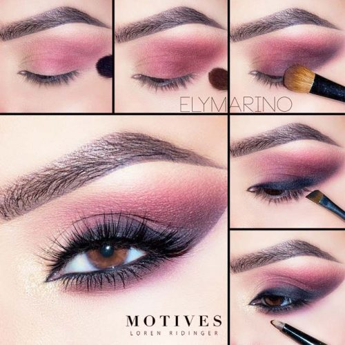 How to do Smokey Eye for Girls with Brown Eyes picture 3
