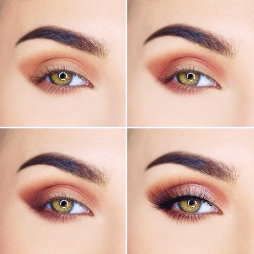Step by Step Smokey Eye Makeup for Hazel or Green Eyes picture 5
