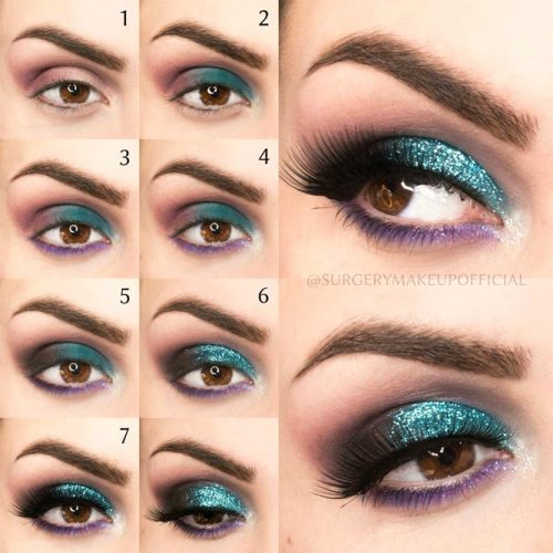 How to do Smokey Eye for Girls with Brown Eyes picture 4