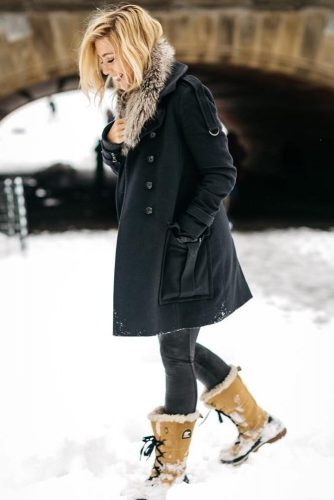 Popular Snow Boots for Women picture 1