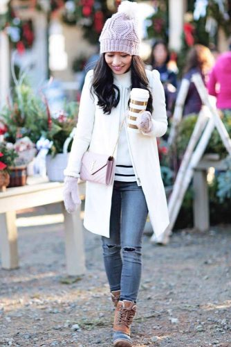 Best Women's Snow Boots Outfits picture 6