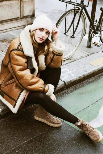 Best Women's Snow Boots Outfits picture 1