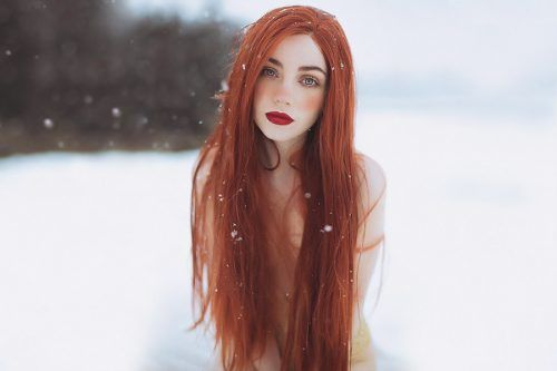 Best Winter Hair Colors