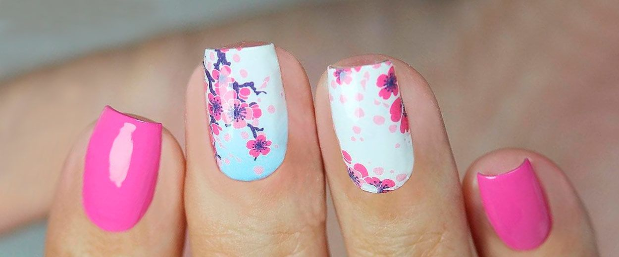 White Nail Trends Summer 2019