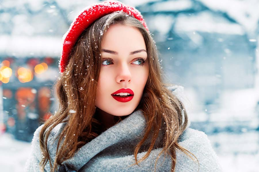 Best Winter Hair Colors