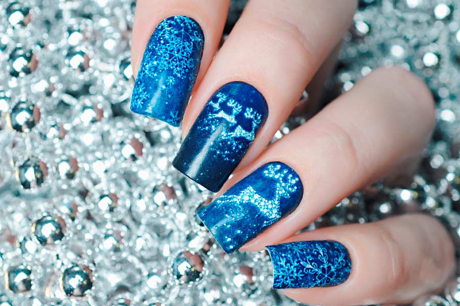 Beautiful Winter Nail Colors To Try This Season