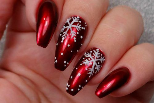 Beautiful Winter Nail Colors