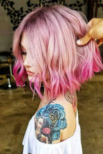 Trendy Ombre Hairstyles that Make Your Hair Shine Picture 4