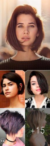 Choose The Right Short Bob Haircuts To Add Some Carefree Vibes To Your Image