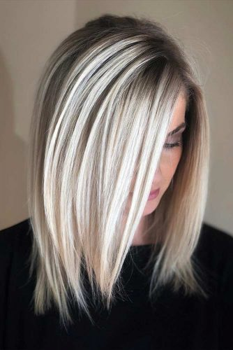Straight Hair Bob Hairstyles Picture 3