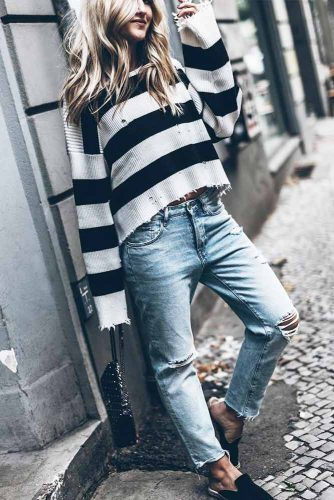 Newest Ideas How To Wear Boyfriend Jeans picture 2