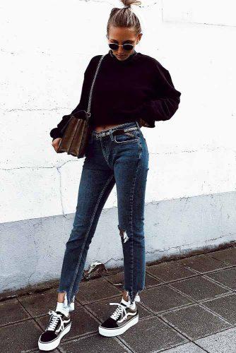 Jeans in Darker Shades are Always Winning picture 1
