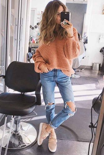 Street Style Inspiration - How To Match Boyfriend Jeans picture 6