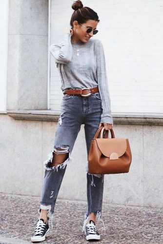 Newest Ideas How To Wear Boyfriend Jeans picture 5
