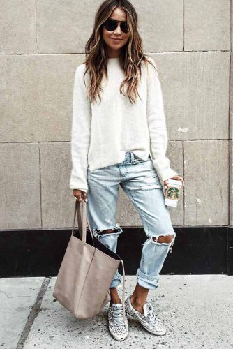 Newest Ideas How To Wear Boyfriend Jeans picture 3
